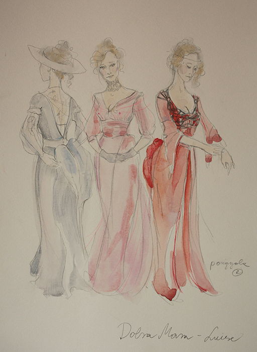 sketch for Bugyogó